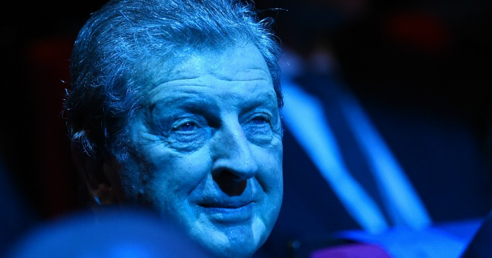 Roy Hodgson: Could change his players against Wales