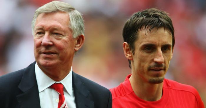 Sir Alex Ferguson: Backs Gary Neville for success at Valencia
