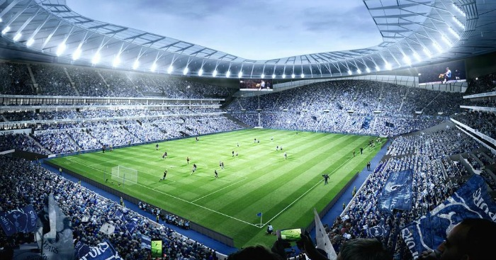 Tottenham: New Stadium