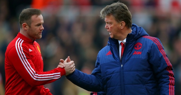 Louis van Gaal: Urging Manchester United players to be more critical