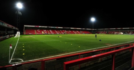Whaddon Road: Teen star could be on the move