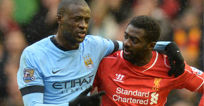 Yaya Toure: Wants to stay close to his family in England