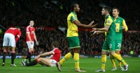 Cameron Jerome: Opened the scoring at Old Trafford