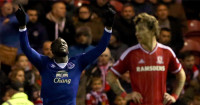 Romelu Lukaku: Among the goals again for Everton