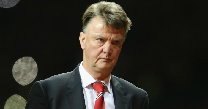 Van Gaal Reveals All On Failings At Man Utd; Makes