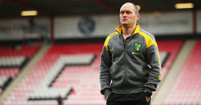Alex Neil: Hoping to stay in charge at Norwich