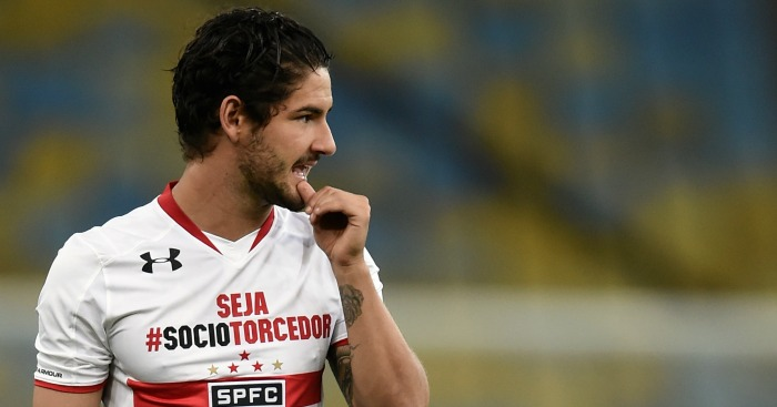 Alexandre Pato: Could face Watford