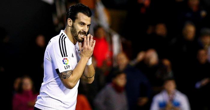Alvaro Negredo: Among players linked with moves to Tottenham