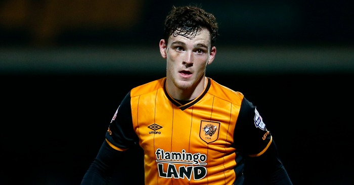 Andrew Robertson: Highly-rated Hull full-back.
