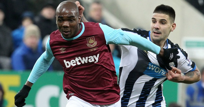 Angelo Ogbonna West Ham