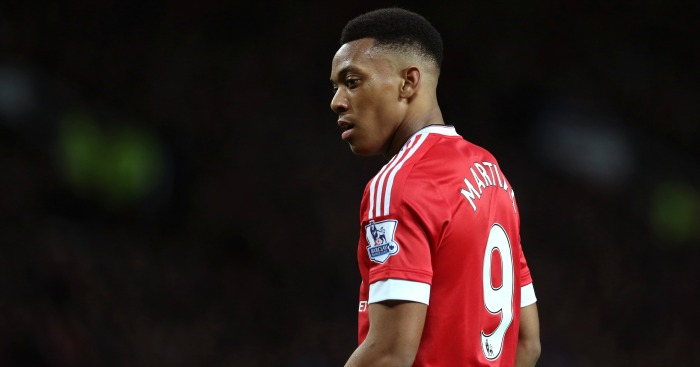 Anthony Martial: Has welcomed Zlatan Ibrahimovic speculation