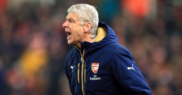 Arsene Wenger: Happy to speak to UKAD about doping