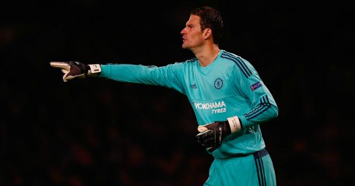 Asmir Begovic: Chelsea goalkeeper linked with Everton