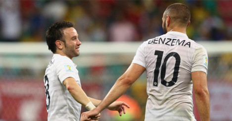 """Benzema: """"Got carried away"""" in blackmail plot"""