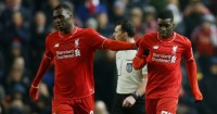 Christian Benteke and Sheyi Ojo: Impressed Jurgen Klopp against Exeter