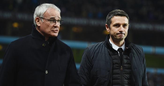 Remi Garde: Says Aston Villa players have attitude to survive