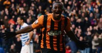 Dame N'Doye: Former Hull City striker set for Sunderland loan
