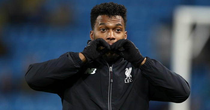 Daniel Sturridge: Arsenal rumours refuse to go away