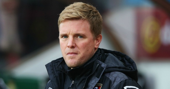 Eddie Howe: Manager reportedly on Chelsea shortlist