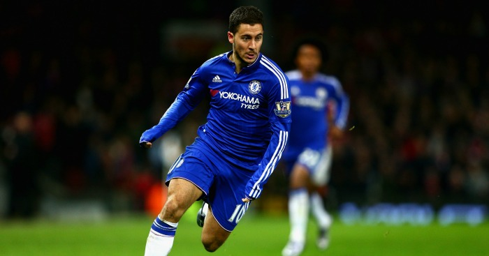 Eden Hazard: Chelsea winger not expected to face Bournemouth