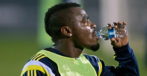 Emmanuel Emenike: Has joined West Ham on loan from Fenerbahce