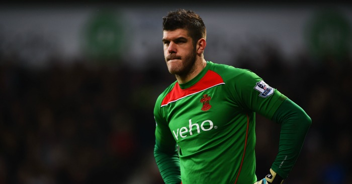 Fraser Forster: Linked with Chelsea switch