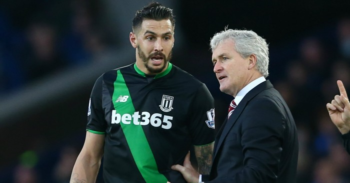 Geoff Cameron: Saw red at The Hawthorns