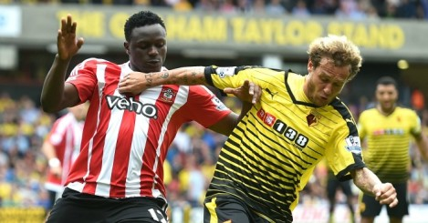 Alessandro Diamanti: Limited opportunities at Watford
