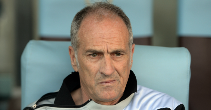 Francesco Guidolin: Will work alongside Alan Curtis at Swansea
