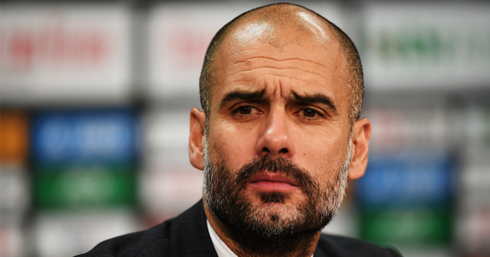 Pep Guardiola: No get-out clause