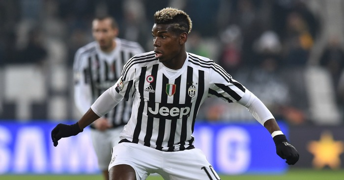 Paul Pogba: Continues to be centre of Raiola mindgames