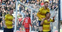 Kemar Roofe: Two goals from Oxford forward seal FA Cup win