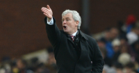 Mark Hughes: Happy with his side's performance