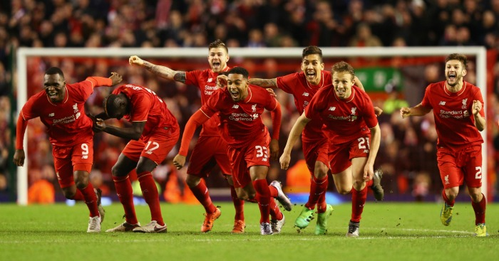 Liverpool: Season tickets topped £1000