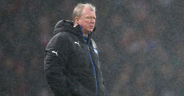 Steve McClaren says his players were disappointed after Newcastle's FA Cup exit