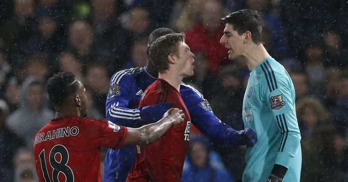 Chelsea and West Brom: Charged by the FA