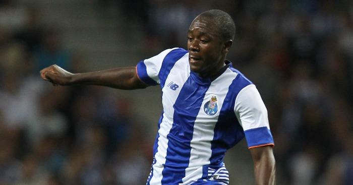 Giannelli Imbula: Porto midfielder linked with Stoke City