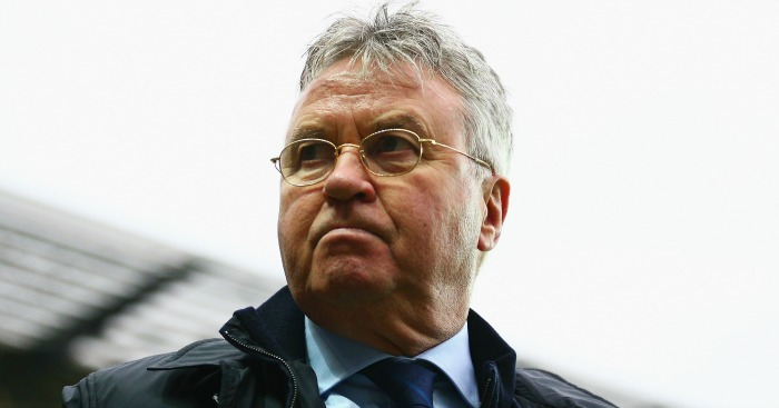 Guus Hiddink: Happy with Chelsea's display at MK Dons