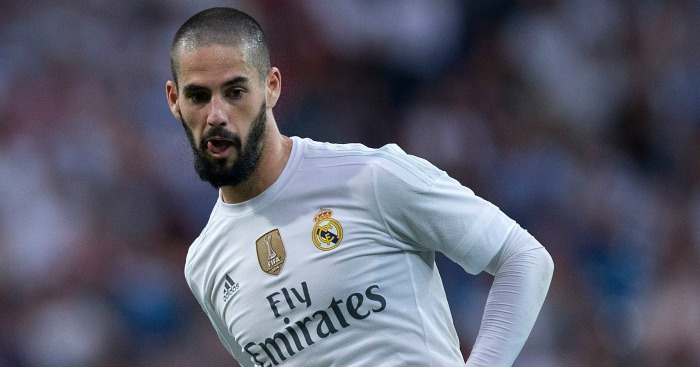 Isco: Linked with Arsenal switch