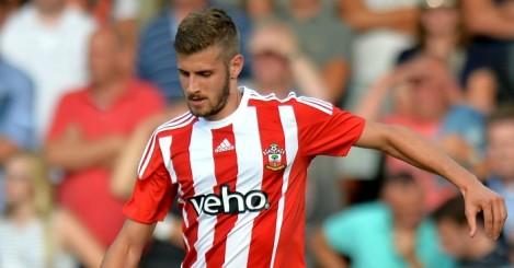 Jack Stephens: Back at Southampton