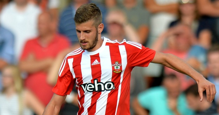 Jack Stephens: Back at Southampton