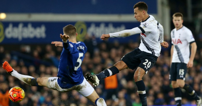 Dele Alli: In fine form for Spurs this season
