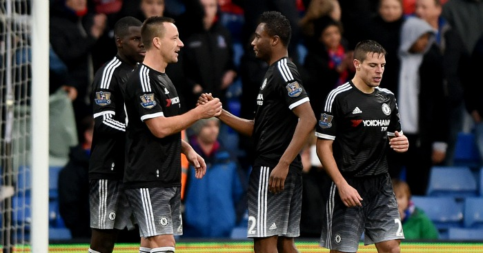 John Obi Mikel: Hailed as key to Chelsea by Guus Hiddink