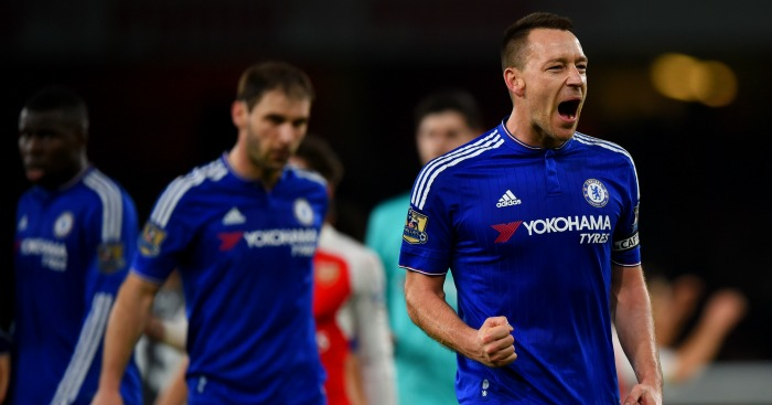 John Terry: Captain out of contract in the summer