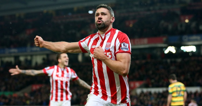 Jonathan Walters: Could return to Potters squad