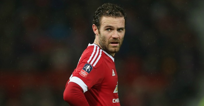 Juan Mata: Linked with West Ham switch