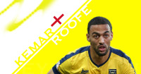Kemar Roofe: Forward shining at Oxford this season