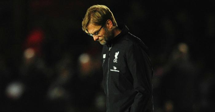 Jurgen Klopp: Wants Liverpool to be more robust