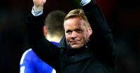 Ronald Koeman: Said Saints controlled the game