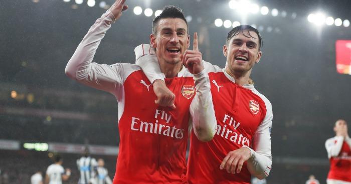 Laurent Koscielny: Arsenal knock back Manchester United approach